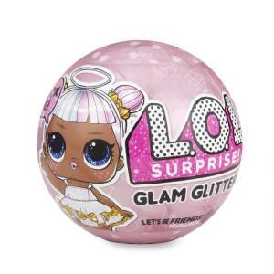 LOLサプライズ L.O.L. サプライズ! グラム グリッター シリーズ ドール 誕生日 ギフト おもちゃ 人形 lolサプライズの商品画像|ナビ