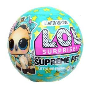 L.O.L. サプライズ! 限定版 サプライム ペット ラックス ブリング ポニー 子供 おもちゃ プレゼント 誕生日 ギフト lolサプライズ|acomes
