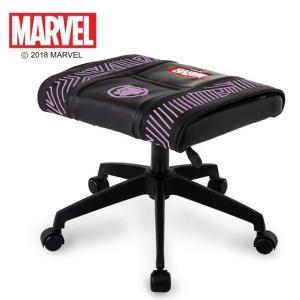 ブラックパンサー オットマン フットストール フットスツール ゲーミング チェア アベンジャーズ 椅子 コレクターズチェア プレジデントチェアー acomes