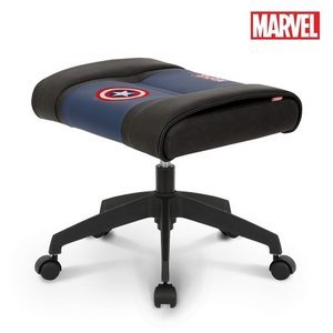 キャプテンアメリカ オットマン フットストール フットスツール ゲーミング チェア アベンジャーズ 椅子 コレクターズチェア プレジデントチェアー acomes