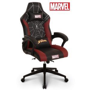 スパイダーマン グッズ プレジデントチェアー エグゼクティブチェア 社長椅子 スパイダーマン  ゲーミング チェア アベンジャーズ 椅子 acomes