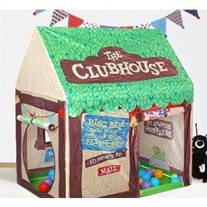 キッズテント プレイ テント 子供 クラブハウス|acomes