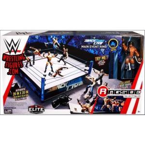 WWE プロレス リング スマックダウン LIVE エリート スケール ジンダー・マハル