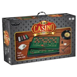カジノ ゲーム セット 4-in1 カジノ フロント ポーチ クラシックス|acomes