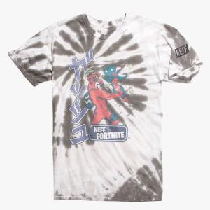 フォートナイト X グッズ tシャツ マンガバトル メンズ Neff|acomes