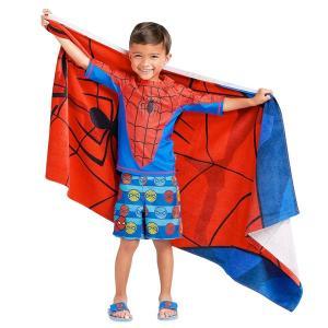 ディズニー 水着 スパイダーマン トランクス ボーイズ 子供 UPF 50+|acomes