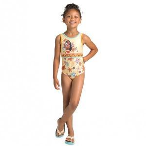 モアナと伝説の海 モアナのワンピース水着です。UPF 50+、モアナ水着コレクションのひとつです。 ...