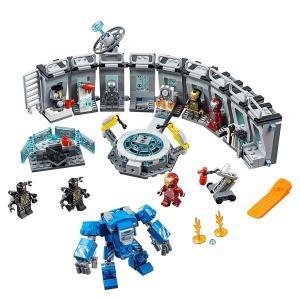 マーベル アベンジャーズ レゴ アイアンマン ホールオブアーマー プレイセット LEGO|acomes
