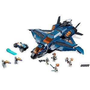マーベル アベンジャーズ エンドゲーム レゴ アルティメット クインジェット プレイセット LEGO|acomes