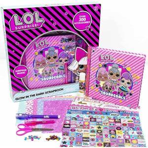 lolサプライズ グッズ 暗闇で光る スクラップブック おもちゃ 文具 Horizon Group USA|acomes