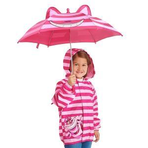 チェシャ猫 傘 子供 耳付き ディズニー 不思議の国のアリス