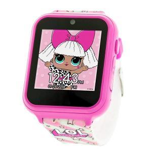 lolサプライズ グッズ スマートウォッチ 子供 タッチスクリーン おもちゃ Model: LOL4104|acomes