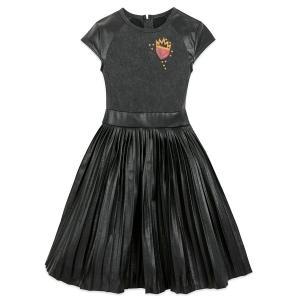 ディセンダント 3 フェイクレザー ドレス コスチューム 子供 ディズニー|acomes