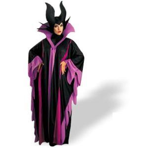 マレフィセント 衣装 仮装 コスチューム ディズニー ハロウィン 眠れる森の美女 魔女 魔法使い 大人用 ヴィランズ 悪役|acomes