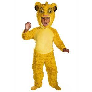 ライオンキング 衣装 シンバ 子供ハロウィン コスチューム ディズニー コスプレ|acomes