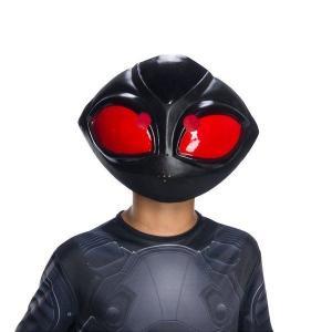 アクアマン ブラックマンタ マスク 男の子用 ハロウィン 仮装 コスプレ イベント 衣装 キッズ 子ども用 被り物 土偶|acomes