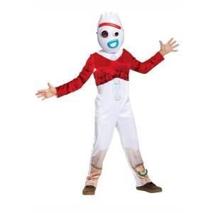 トイストーリー フォーキー 子ども用 クラシックコスチュームセット  衣装 ハロウィン 仮装 コスプレ イベント キッズ|acomes