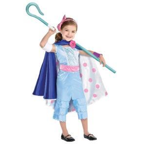 トイストーリー4 ボーピープ 子供 コスチューム セット ハロウィン 仮装 コスプレ 衣装 イベント ツムツム 羊 ランプ キッズ|acomes