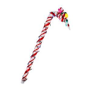 フォートナイト グッズ ツルハシ ピッケル ライトアップ Candy Axe Pickaxe キャンディアックス コスプレ 小物 小道具 テレビゲーム|acomes