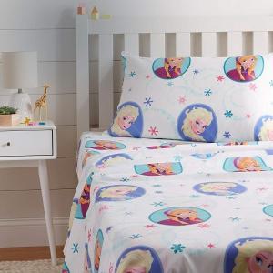 アナと雪の女王 子供お昼寝布団セット Swirl シーツ セット シングルサイズ|acomes