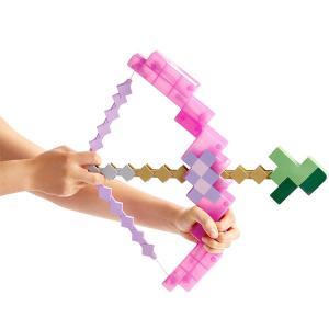 マインクラフト 弓矢 おもちゃ 武器 子供用 キッズ 玩具 テレビゲーム|acomes