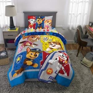 パウパトロール グッズ 子供 寝具 シングル 掛け布団 シーツ 枕カバー セット|acomes