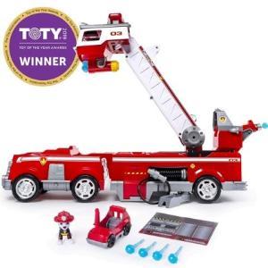 パウパトロール おもちゃ レスキュー ファイア― トラック アクションビークル|acomes