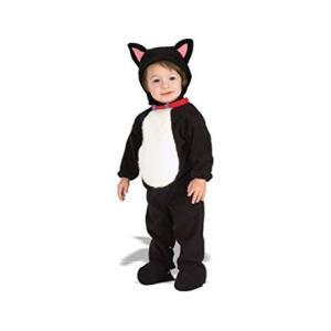 赤ちゃん 黒猫 コスプレ キティ キャット コスチューム 子供 衣装|acomes