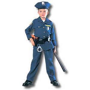 コスプレ 子供 衣装 男の子 人気 キッズ 警官 コスチューム|acomes