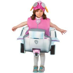 パウパトロール スカイ 3D コスプレ 子供 コスチューム ハロウィン 仮装 衣装|acomes