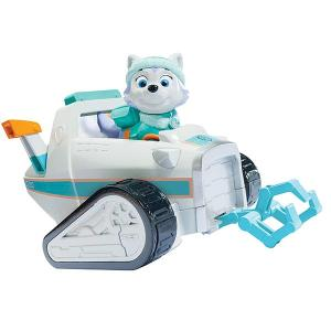 パウパトロール おもちゃ エベレスト レスキュー スノーモービル|acomes