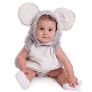 ネズミ マウス コスプレ ベビー 幼児 子供 コスチューム ハロウィン 赤ちゃん 衣装 イベント 仮装|acomes