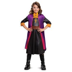 アナと雪の女王 アナ雪 2 アナ ドレス 子供 クラシック コスチューム 衣装 コスプレ ディズニー公式|acomes
