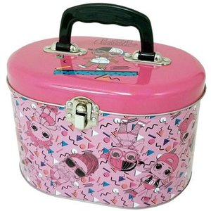 L.O.L. サプライズ!TIN缶 収納 ボックス BOX バッグ クリスマス プレゼント 誕生日 ギフト おもちゃ キャリーケース acomes