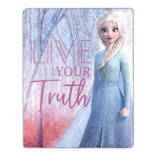 アナ雪 ディズニー エルサ 毛布 ブランケット アナと雪の女王 Disney Frozen 2|acomes