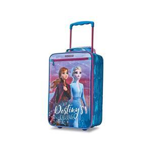 アナと雪の女王 スーツケース 子供 女の子 ディズニー  アメリカンツーリスター  45cm 旅行 かばん アナ雪2 ギフト acomes
