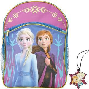 アナと雪の女王2 グッズ ディズニー かばん リュック キッズ バックパック タグ付き バッグ 40...