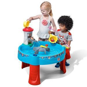 水遊び 遊具 おもちゃ パウパトロール ステップ2  Step2 ウォーターテーブル 砂場 サンドボックス 子供 野外 屋外 家庭|acomes