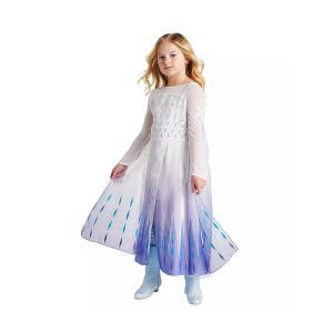アナと雪の女王 アナ雪 2 エルサ ドレス 子供 デラックスコスチューム 衣装 コスプレ ディズニー公式|acomes