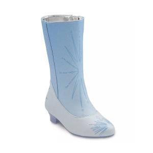 アナと雪の女王 アナ雪 2 エルサ 子供 コスチューム ブーツ 衣装 コスプレ ディズニー公式|acomes