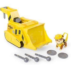 パウパトロール おもちゃ ラブル トランスフォーミング  2in1 ブルドーザー ジェット フィギュア 乗り物  子供 誕生日 ギフト|acomes