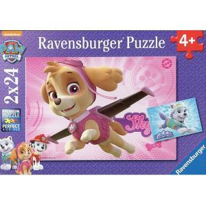 パウパトロール  おもちゃ パズル  24ピース  スカイ エベレスト 子供 知育玩具 ギフト|acomes