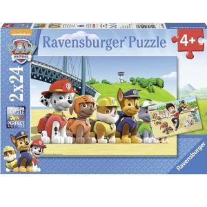 パウパトロール  おもちゃ パズル  24ピース  2個セット 子供 知育玩具 ギフト|acomes