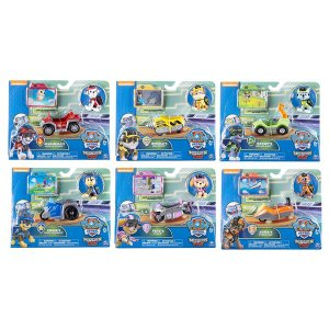 パウパトロール  おもちゃ ミッション パウ コンプリートセット フィギュア  男の子 女の子 子供 幼児|acomes