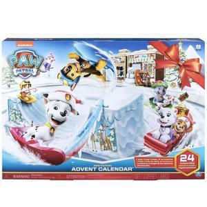 パウパトロール  おもちゃ アドベントカレンダー フィギュア  ギフト 男の子 女の子 子供 幼児|acomes