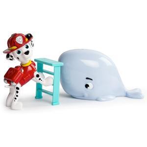 パウパトロール  おもちゃ マーシャル  クジラ レスキュー セット フィギュア  ギフト 男の子 女の子 子供 幼児|acomes