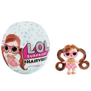 LOLサプライズ グッズ ヘアバイブス ドール プレゼント 誕生日 ギフト おもちゃ 人形 エルオーエルサプライズ ヘアー ウィッグ|acomes
