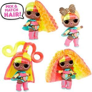 LOLサプライズ グッズ ヘアバイブス ドール プレゼント 誕生日 ギフト おもちゃ 人形 エルオーエルサプライズ ヘアー ウィッグ|acomes|04