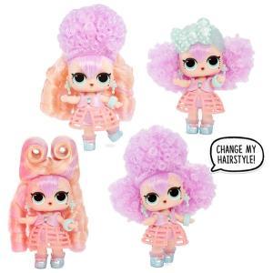 LOLサプライズ グッズ ヘアバイブス ドール プレゼント 誕生日 ギフト おもちゃ 人形 エルオーエルサプライズ ヘアー ウィッグ|acomes|05