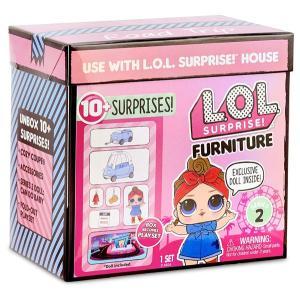 LOLサプライズ グッズ ファニチャー ロードとリップ プレゼント 誕生日 ギフト おもちゃ 人形 エルオーエルサプライズ 車 クーペ|acomes